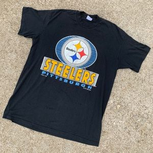 Vintage 90's Pittsburgh Steelers T Shirt